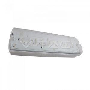Lampada LED Chip Samsung di Emergenza 4W 30LED